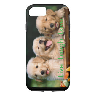 iPhone 7 Cute Puppy Tough Case
