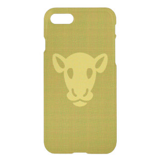 iPhone 7 Deflector Case - Stylized Cow Bull