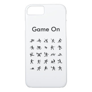 iPhone 7 Game On Sports Case. iPhone 7 Case
