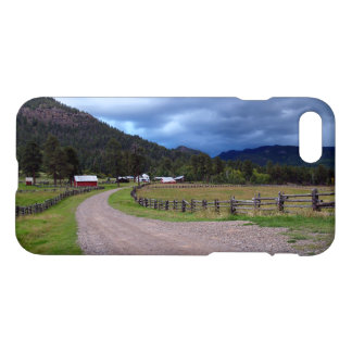 iPhone 7 Glossy Case With Homestead in Colorado