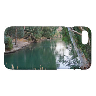 iPhone 7 Glossy Case With Jordan River in Israel