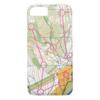 iPhone 7 orienteering case