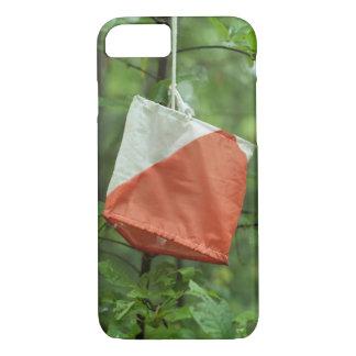 iPhone 7 orienteering case -  Flag