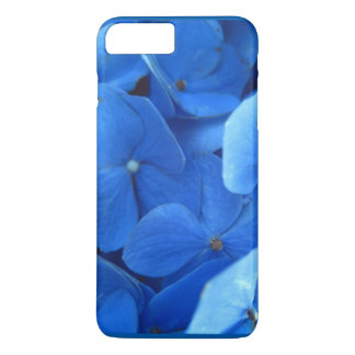 iPhone 7 Plus, Barely There Blue Hydrangea iPhone 7 Plus Case