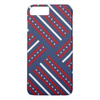 iPhone 7 Plus, Barely There patriotic iPhone 7 Plus Case