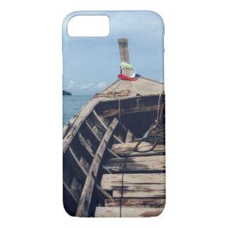 Iphone 7 plus Case ocean sun fishing Boat dream