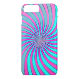 iPhone 7 Plus Case Spiral Vortex
