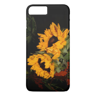 iPhone 7 Plus Case Sunflowers