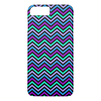 iPhone 7 Plus Case Zig Zag Chevron Pattern