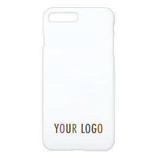 iPhone 7 Plus Custom Case Company Logo Branded