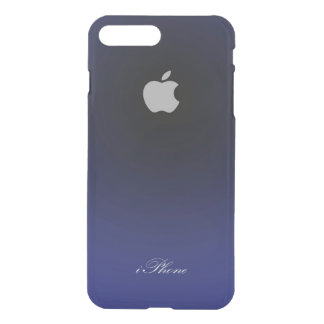 iphone 7 plus Dark Blue iPhone 8 Plus/7 Plus Case