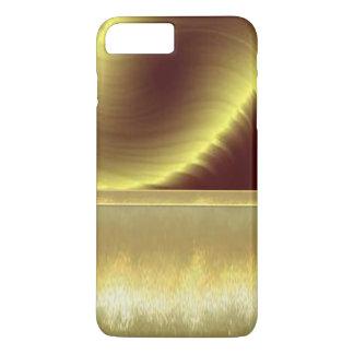 iPhone 7 Plus Gold Design Case