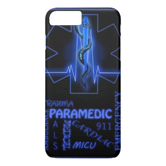 iPhone 7 Plus Paramedic cell phone cover