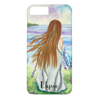 iPhone 7 Plus Protective Phone Case Watercolor