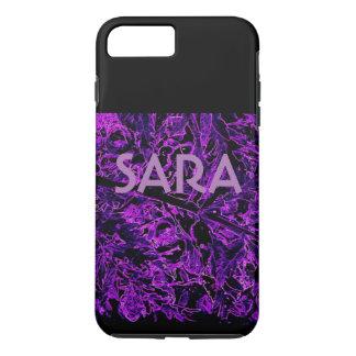iPhone 7 Plus, Tough customizible case for Sara