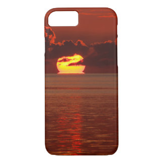 iPhone 7 Protective Case - Melting Sunset