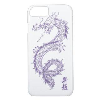 iPhone 7 Purple Dragon Phone Case