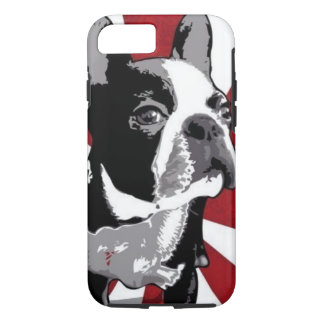 iPhone 7, Tough, Boston Terrier iPhone 7 Case