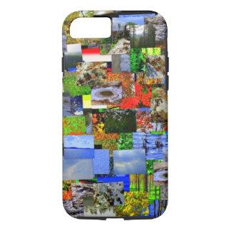 iPhone 7, Tough Mental landscape iPhone 7 Case