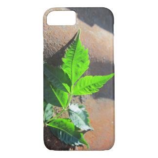 iPhone 8/7 Leaf on Tin iPhone 8/7 Case