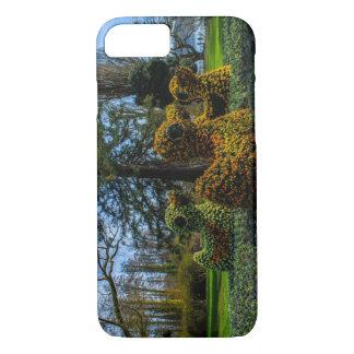 iPhone 8 Case - Ducks Floral Art