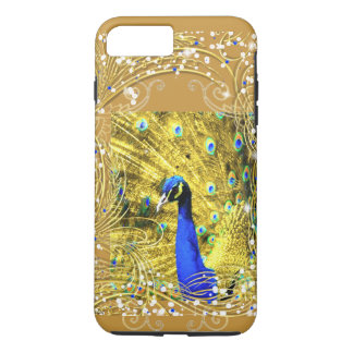iPhone 8 OR CHANGE-EXTRAVAGANT PEACOCK iPhone 8 Plus/7 Plus Case