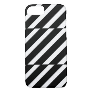 IPHONE 8  PLUS- CHIC THINK STRIPES-FASHION iPhone 8/7 CASE