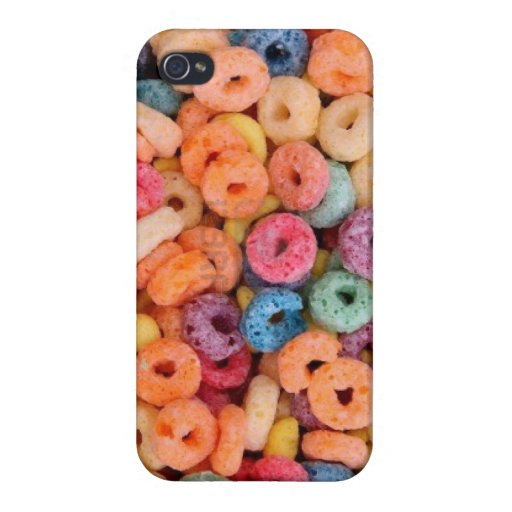 iPhone box food iPhone 4/4S Covers