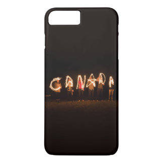 iPhone Canada Sparkler Case (4,5,6,7,8)