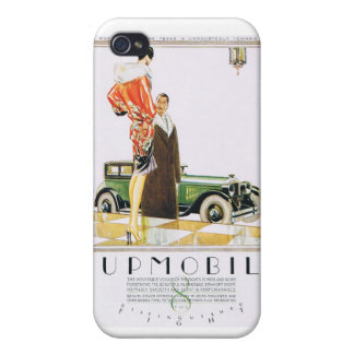 iPhone Case 1930s Hupmobile Automobile Case For iPhone 4