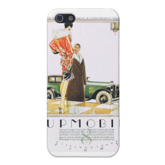 iPhone Case 1930s Hupmobile Automobile Case For The iPhone 5