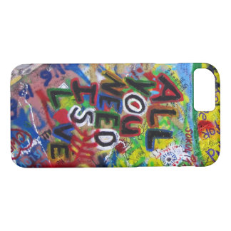 iPhone Case - All You Need Is Love - Graffiti