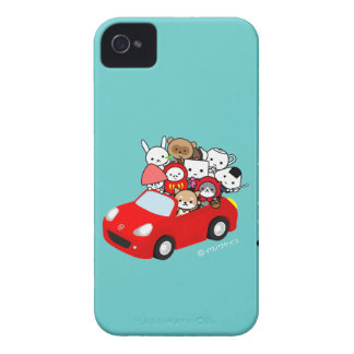 iPhone Case - AllCharacters - RedCar