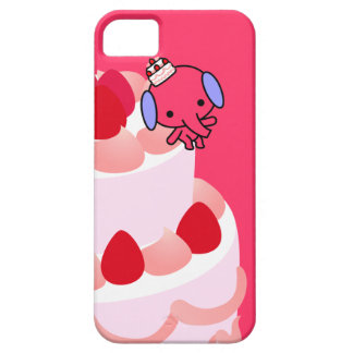 iPhone Case - Cake Elephant iPhone 5 Cover