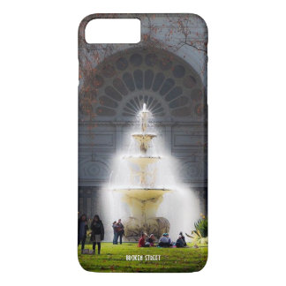 iPhone case-Carlton Gardens' fountain iPhone 7 Plus Case