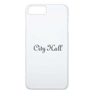 iPhone case , case city hall