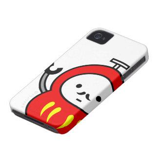 iPhone Case - Daruma Robot iPhone 4 Case-Mate Case