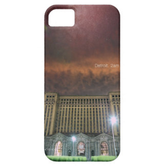 iPhone Case Detroit Train Station - KO Photo Vogue Barely There iPhone 5 Case