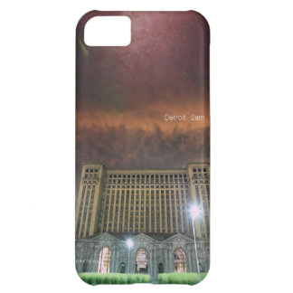 iPhone Case Detroit Train Station - KO Photo Vogue iPhone 5C Case