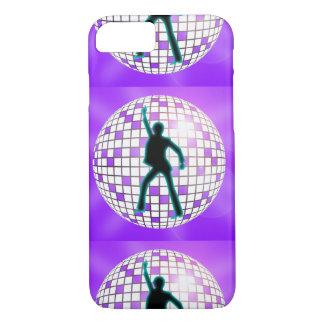Iphone case disco dancer.
