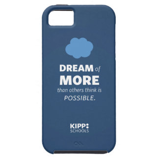 iPhone Case: Dream of More iPhone 5 Cover
