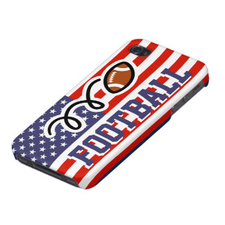 iPhone case for American football fans iPhone 4 Case