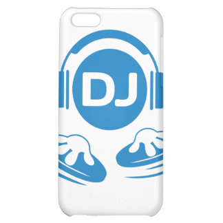 iphone case for the DJ or music lover iPhone 5C Cases