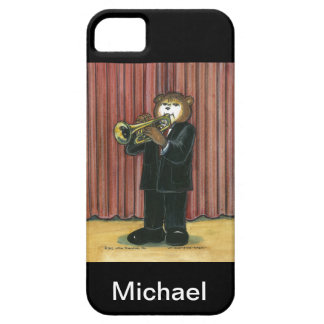 iPhone Case for Trumpet Player iPhone 5 Case