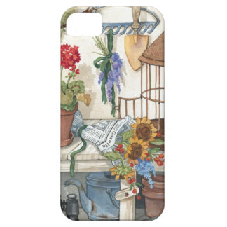 iPhone Case Gardener's Potting Bench