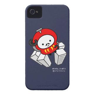 iPhone Case - GO! Daruma Robot!!