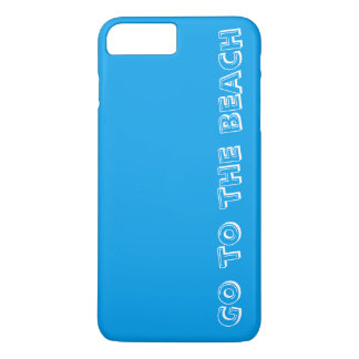 Iphone case Go to the beach