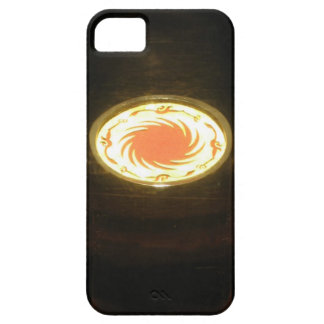 iPhone Case - Gold Foil from Jinsha Civilization Barely There iPhone 5 Case