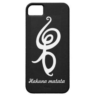iphone case - Hakuna matata