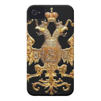 Iphone Case Imperial Russian iPhone 4 Cases